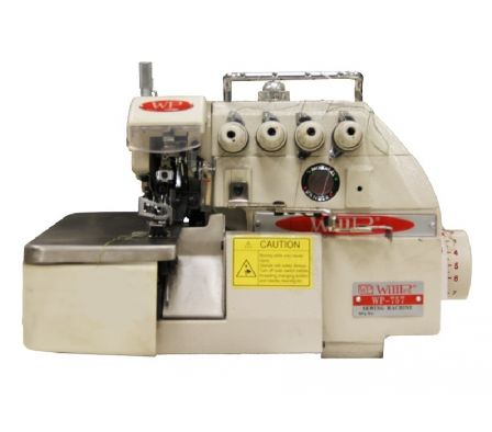 OVERLOCK INDUSTRIAL 3 HILOS WILLPEX-WP737