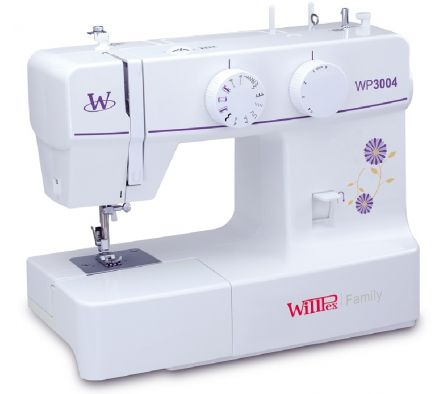 MAQ. DE COSER FAMILIAR WILLPEX FAMILY WP3004