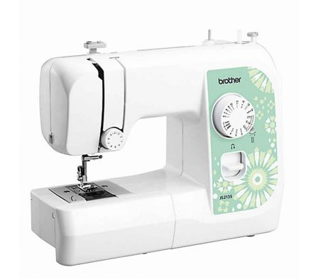MAQUINA DE COSER FAMILIAR BROTHER JS2135
